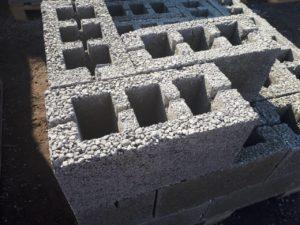 бетонные блоки цена