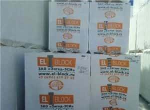 Газосиликатные блоки El-Block