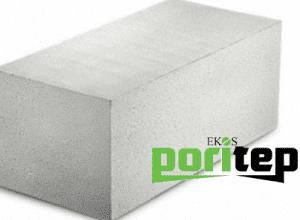 Газосиликатные блоки Poritep
