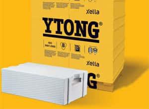 Газосиликатные блоки YTONG