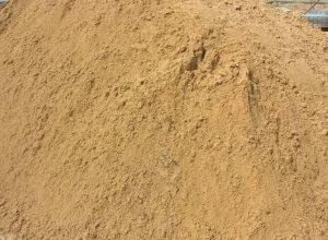 песок карьерный купить